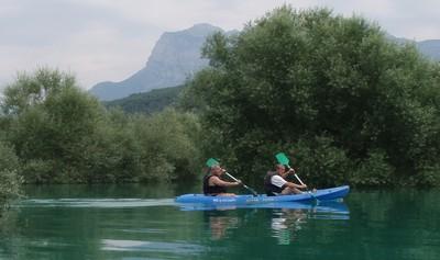 Canoa por Ainsa