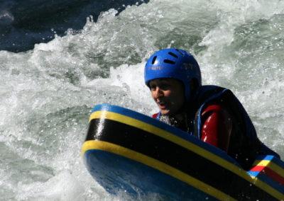 hidrospeedd, Canoraft, canoa, aventura, deporte, sobrarbe, ainsa, pirineo arago