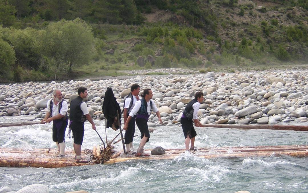 El día 17 de Mayo en el Sobrarbe se celebrara el  II Descenso en Kayak y Rafting Popular Navatero por el río Cinca