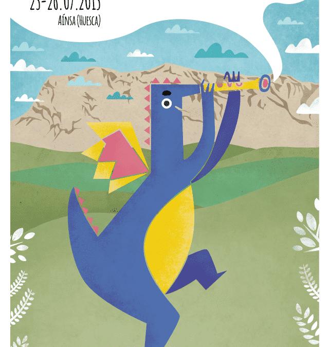 Este sábado día 18 arranca el festival de Ainsa 2015,